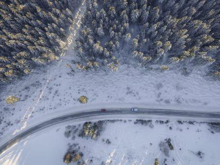 Tips voor het rijden onder winterse omstandigheden